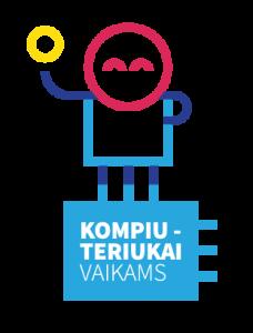 kompiuteriukai_vaikams_logo