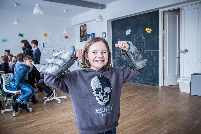 robotikosmokykla