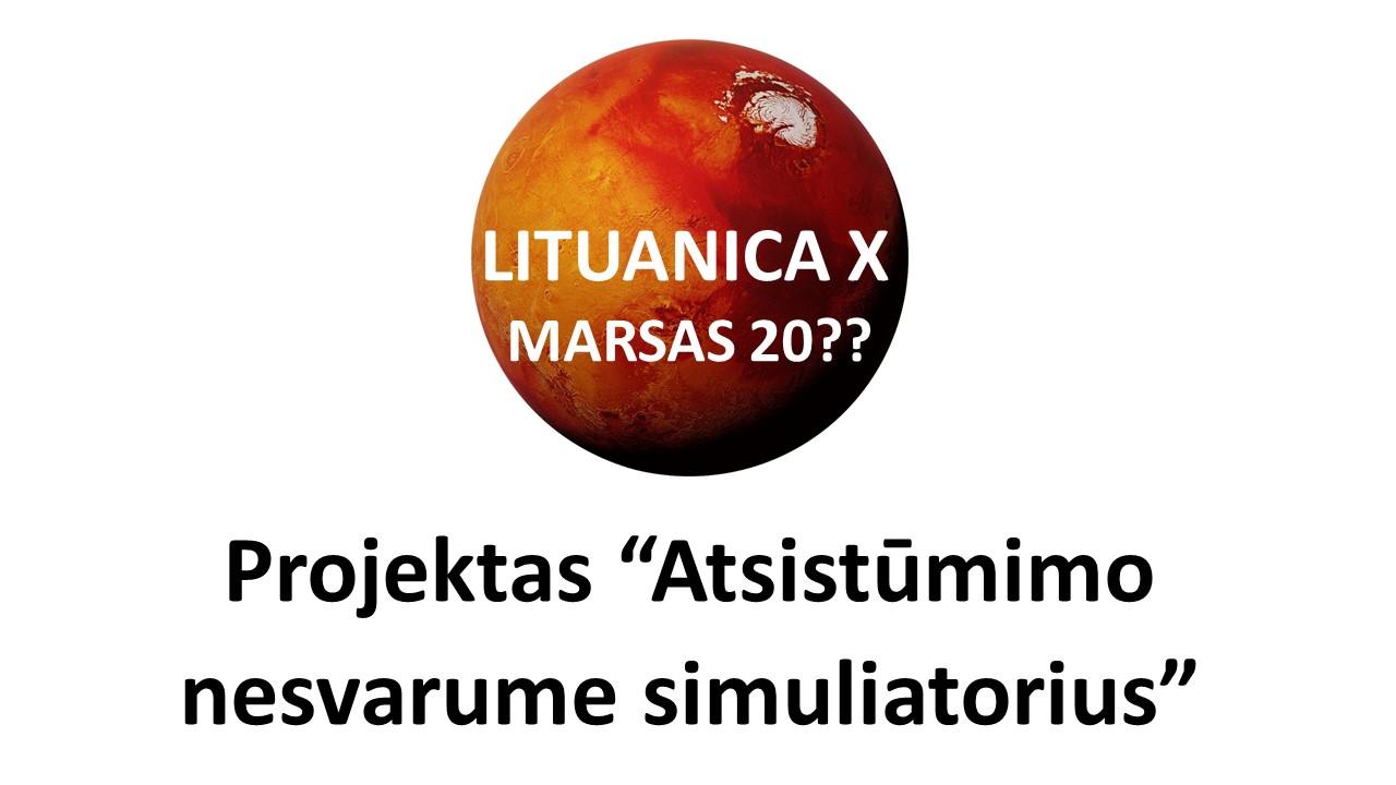 Lituanica X - Misija Marsas